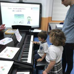 clases de piano para niños